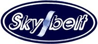 Skybelt Flugzeuggrtel Logo