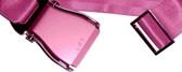 Flugzeuggürtel in Pink / Pink