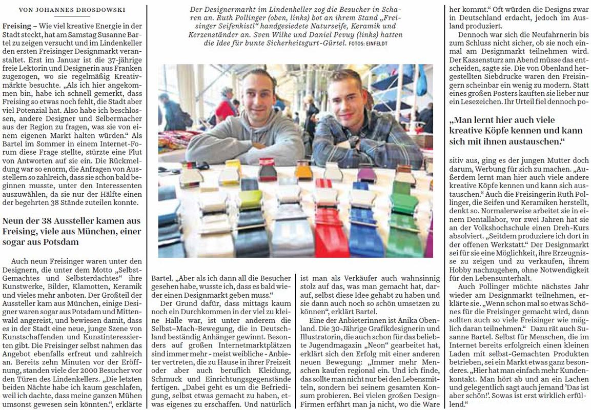 Süddeutsche Zeitung vom 17.12.2013